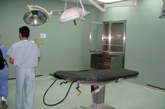 Operating Room – Before