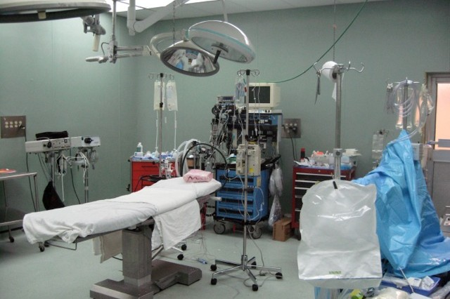 Operating Room – After